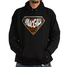 MacGill Superhero Hoodie