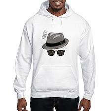 Fancy Hat Hoodie