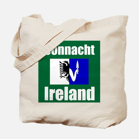 Connacht, Ireland Tote Bag