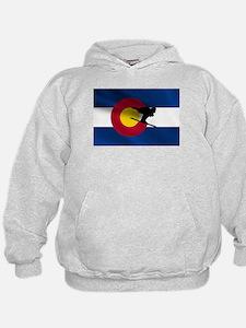 Colorado Skiing Hoodie