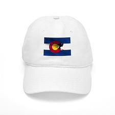 Colorado Skiing Baseball Cap