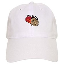 Fry It Up Baseball Baseball Cap