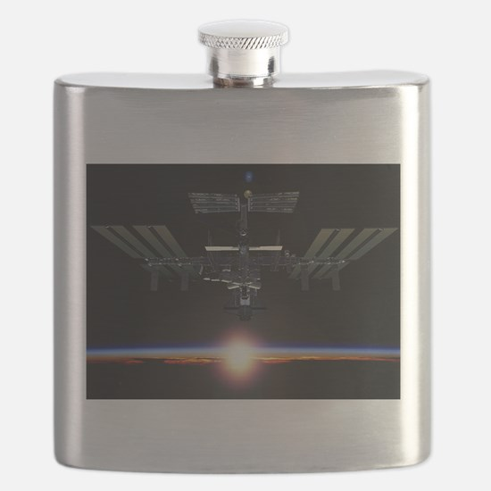iss Flask