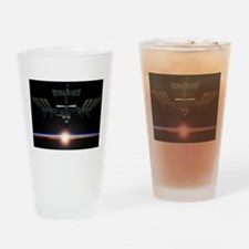 iss Drinking Glass