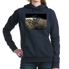 iss Women's Hooded Sweatshirt