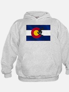 Colorado Snowboarding Hoodie