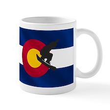 Colorado Snowboarding Small Mugs