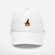 Smily Halloween Pumpkin Head Baseball Baseball Baseball Cap