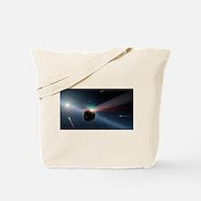 comet strike Tote Bag