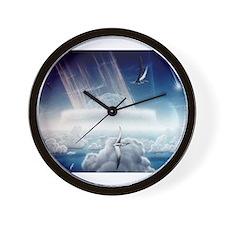 astroid,strike Wall Clock