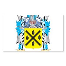 Grille Coat of Arms - Family Crest Decal