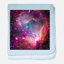 nebula baby blanket