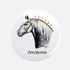 """Percheron 3.5"""" Button"""