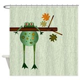 Trees shower curtain Shower Curtains