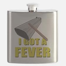 I Got A Fever Flask