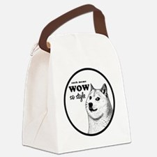Wow SO Style, such Meme Canvas Lunch Bag