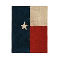 Rustic Republic of Texas Twin Duvet