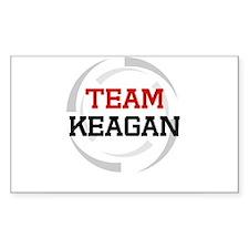 Keagan Rectangle Decal
