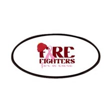Fighters For A Cure Patches