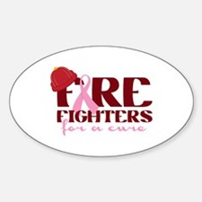 Fighters For A Cure Decal