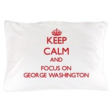 Cute George washington Pillow Case