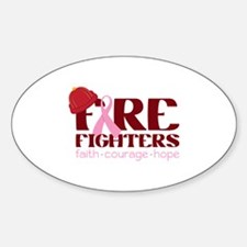 Fighters Faith.courage.hope Decal