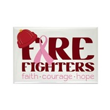 Fighters Faith.courage.hope Magnets