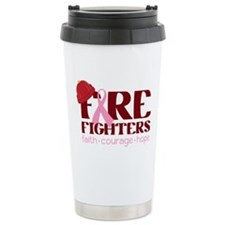 Fighters Faith.courage.hope Travel Mug