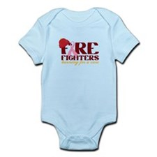 Fighters Burning For A Cure Body Suit