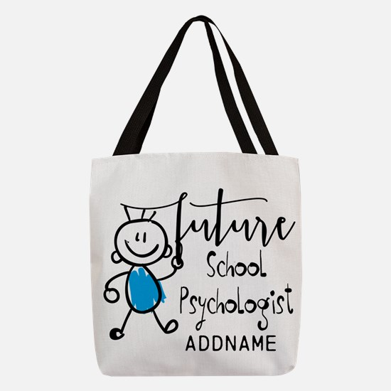 Future School Psychologist Personalized Polyester