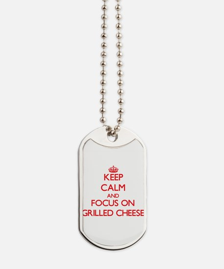 Cute I love grilling Dog Tags