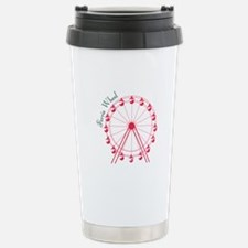 Ferris Wheel Ride Travel Mug