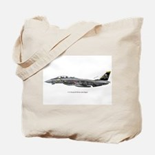Unique Military aviation Tote Bag