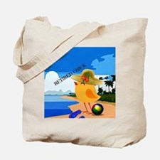 Retired Chick Tote Bag