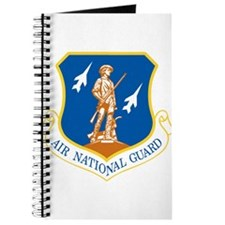 Funny Air force falcons Journal