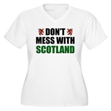 Don't Mess With Scotland T-Shirt