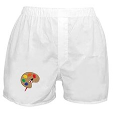 Artist Palette Boxer Shorts