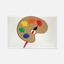 Artist Palette Magnets