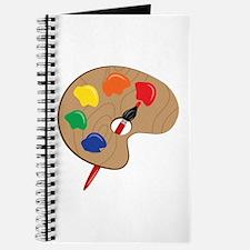 Artist Palette Journal