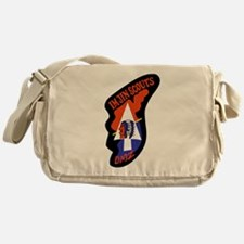 Cute Id Messenger Bag