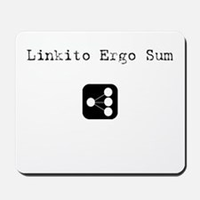 Linkito Ergo Sum Mousepad