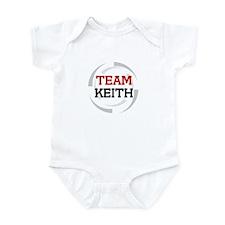 Keith Infant Bodysuit