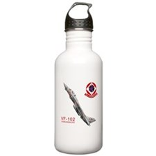 Cute Aircraft Water Bottle