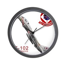 Unique Naval aviation Wall Clock