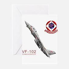 VF102.jpg Greeting Cards