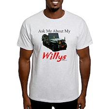 """""""Ask Me"""" T-Shirt"""