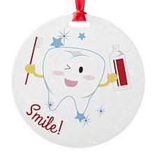 Smile! Ornament