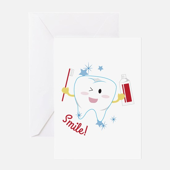 Smile! Greeting Cards