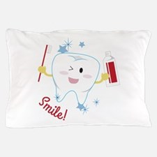 Smile! Pillow Case