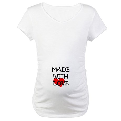 Made With Love Maternity T-Shirt